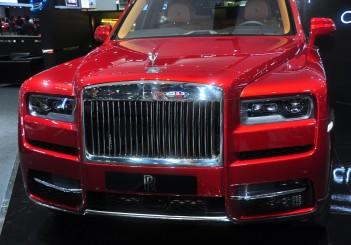 Rolls-Royce Cullinan - 62