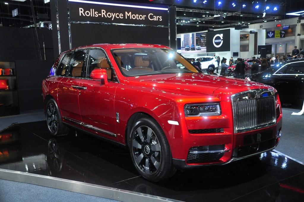 Rolls-Royce Cullinan - 63