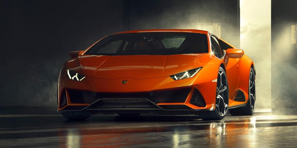 2019 Lamborghini Huracán EVO (1)