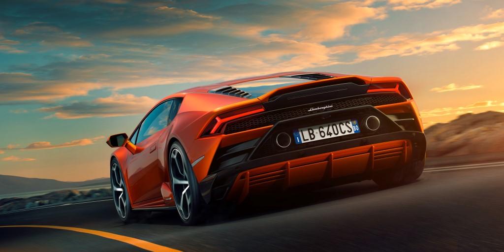 2019 Lamborghini Huracán EVO (4)