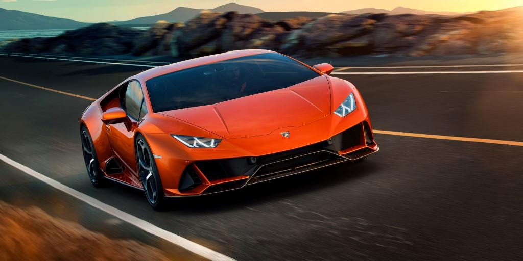 2019 Lamborghini Huracán EVO (5)