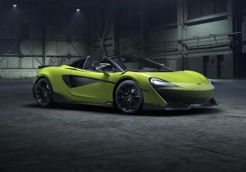 McLaren 600 LT Spider - 01