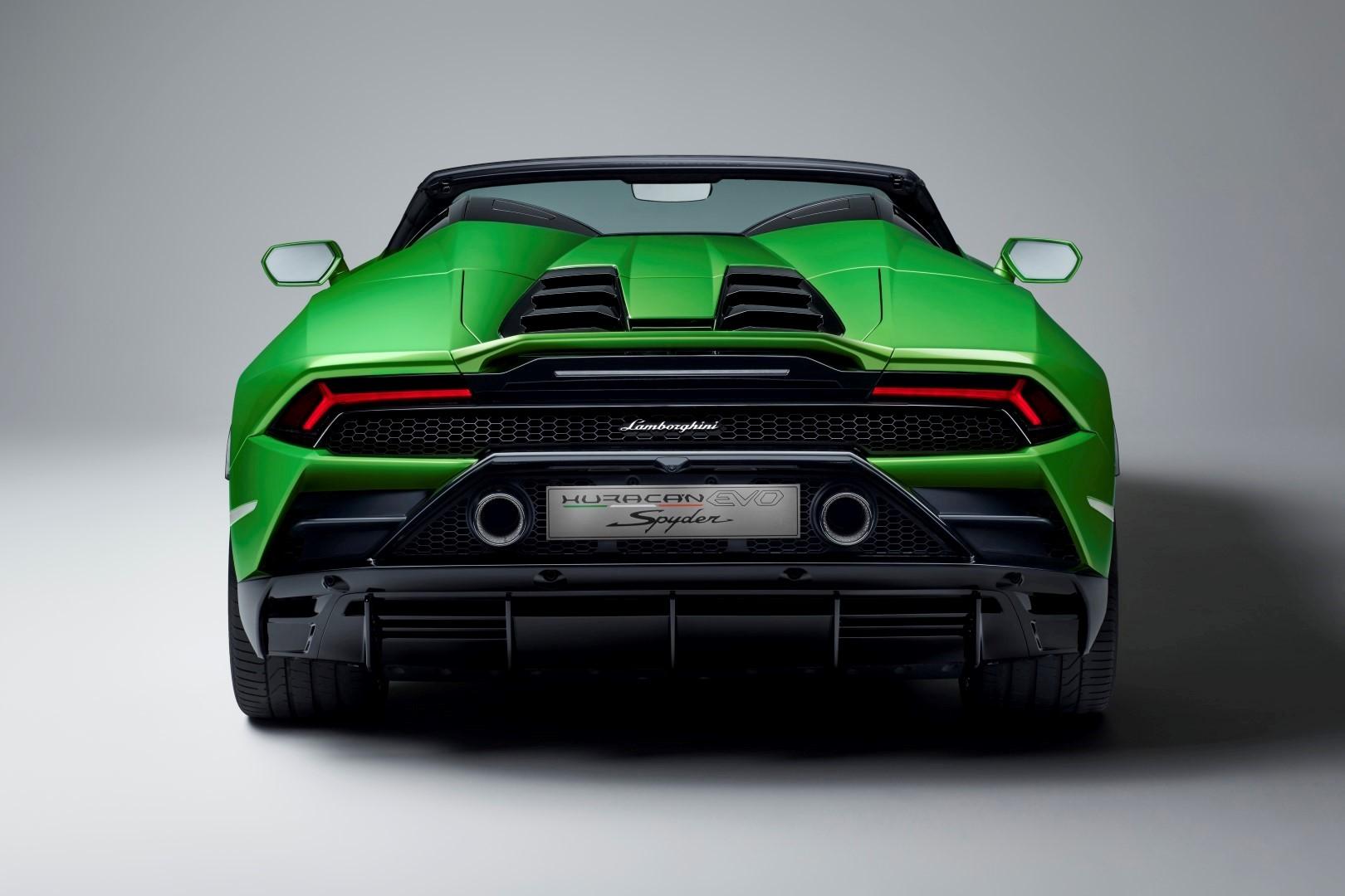 Lamborghini Huracán EVO - 09