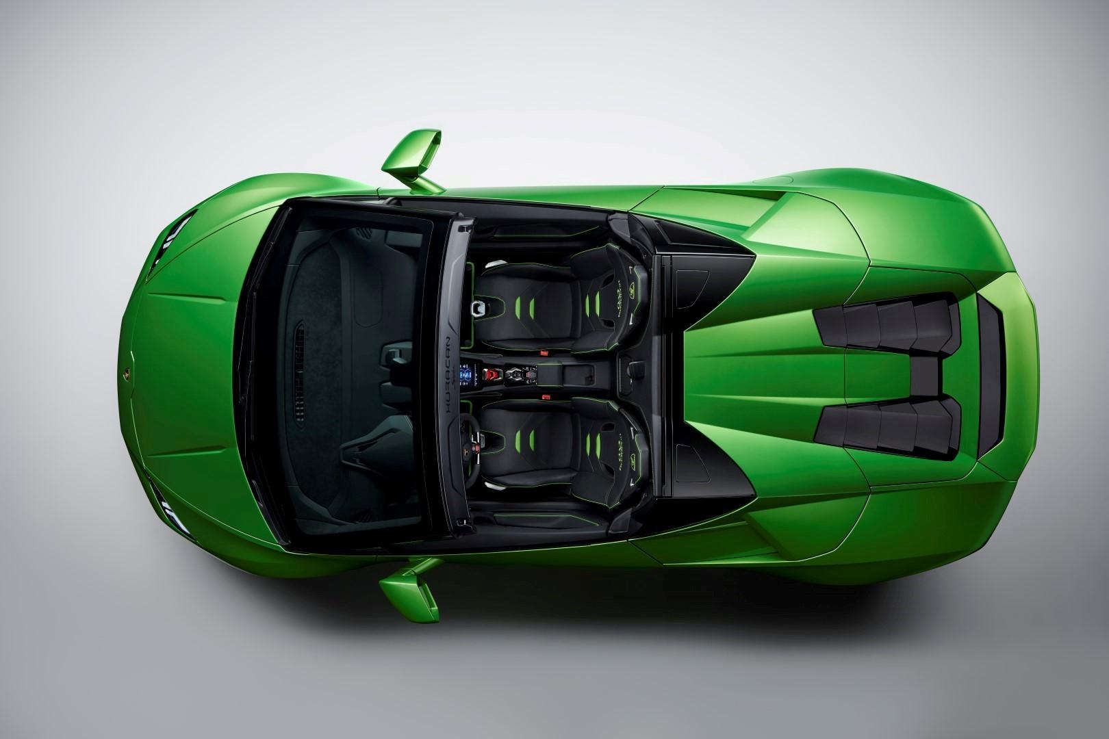 Lamborghini Huracán EVO - 15
