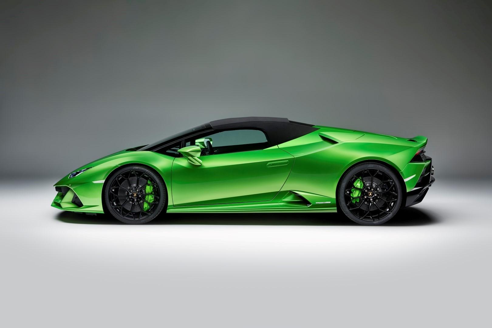 Lamborghini Huracán EVO - 16
