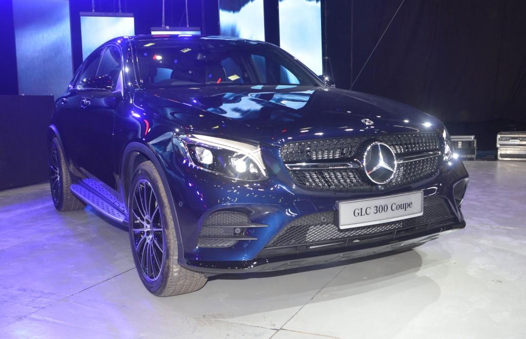 Mercedes-Benz GLC 300 Coupé AMG Line (15)