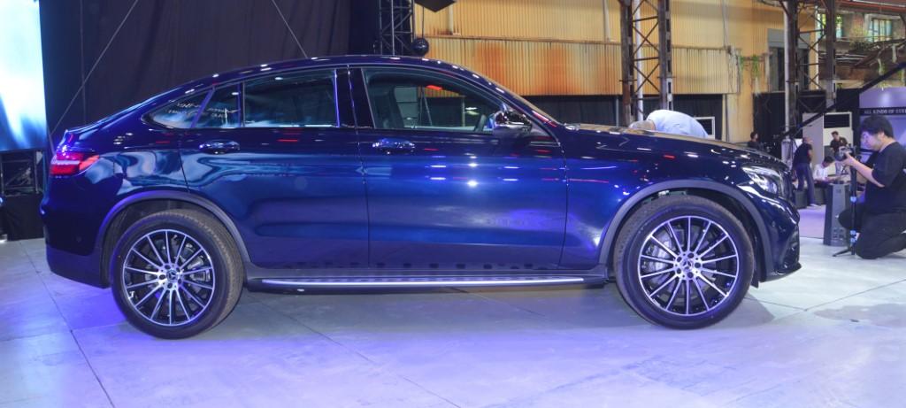 Mercedes-Benz GLC 300 Coupé AMG Line (17)