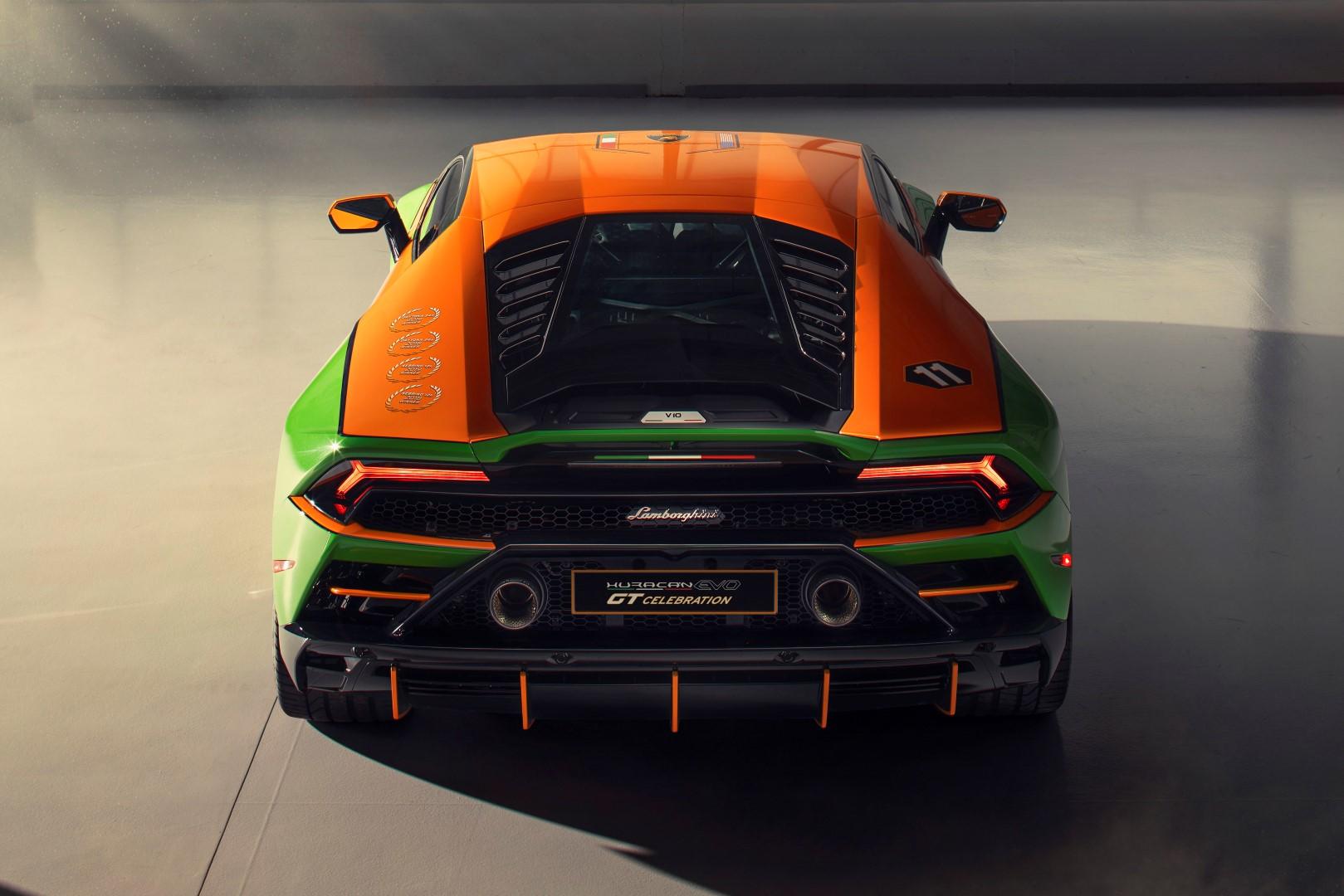 Lamborghini Huracán EVO GT Celebration - 02