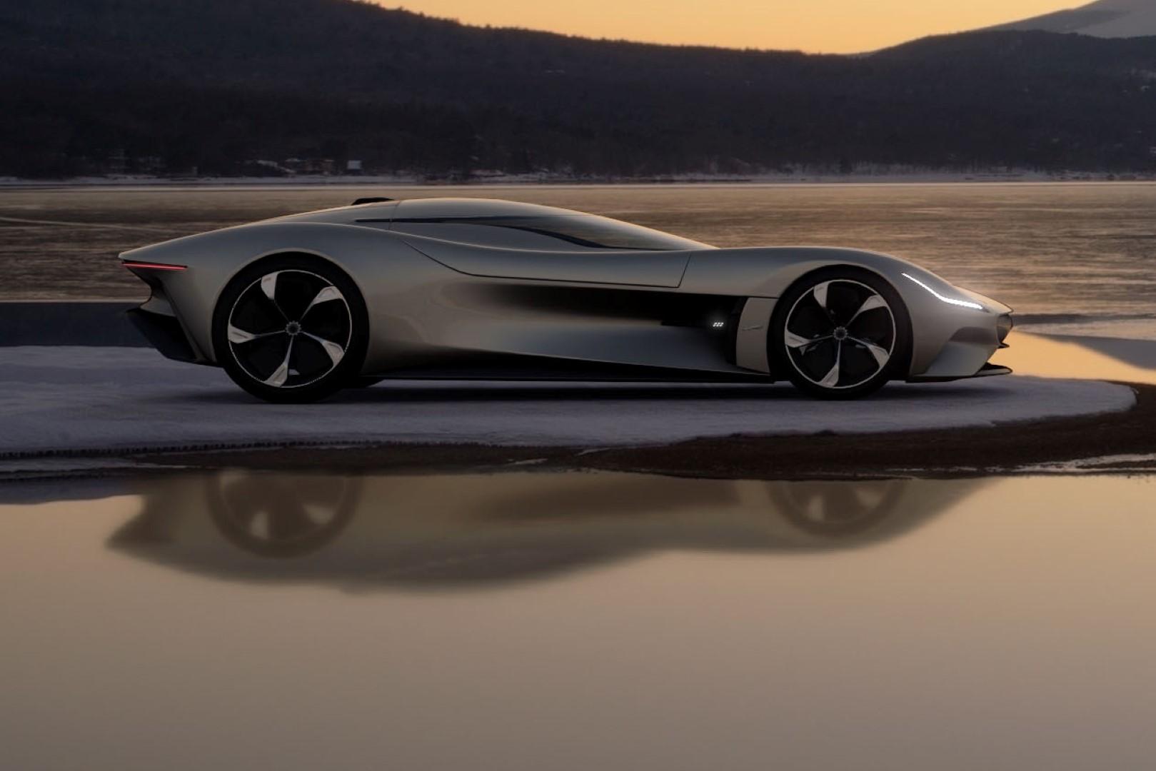Jaguar Vision Gran Turismo Coupé - 01