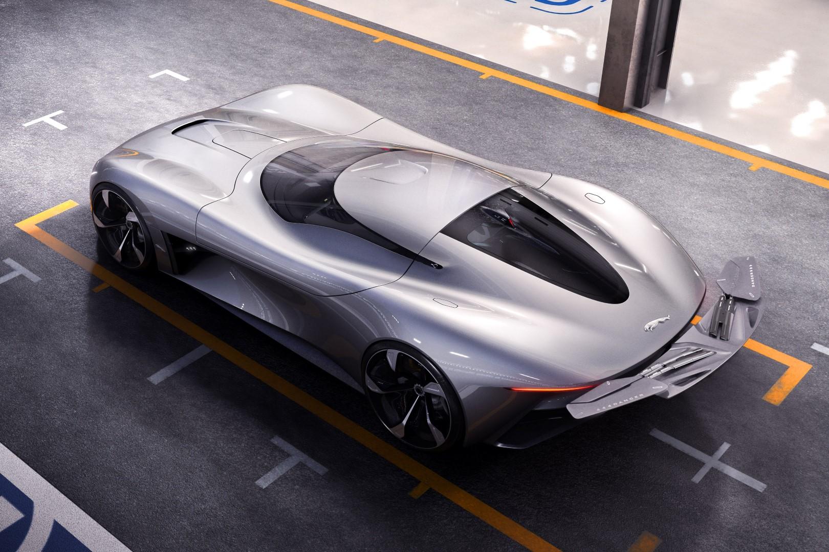 Jaguar Vision Gran Turismo Coupé - 05