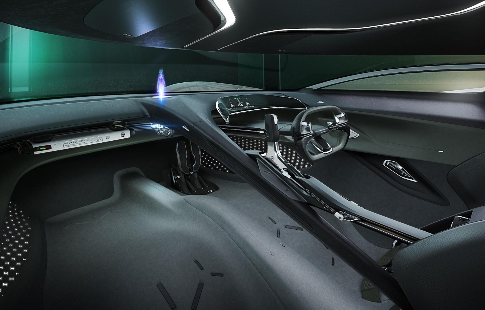 Jaguar Vision Gran Turismo Coupé - 09