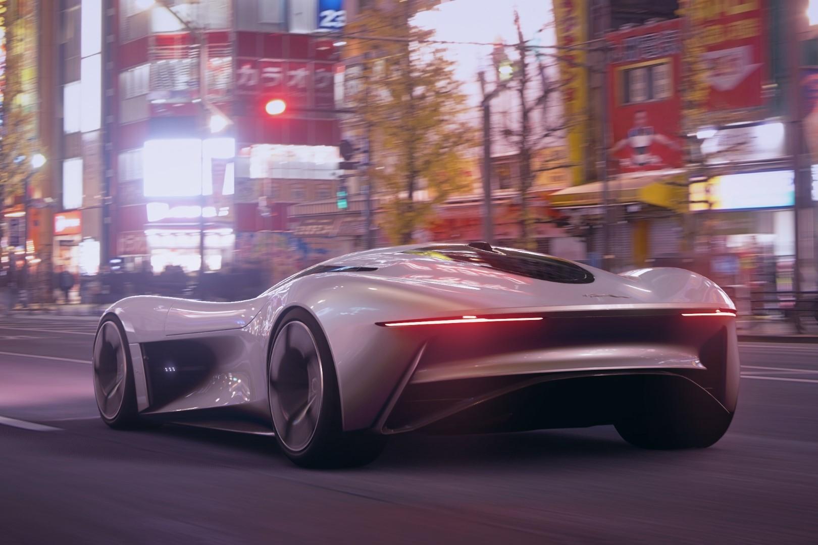 Jaguar Vision Gran Turismo Coupé - 12