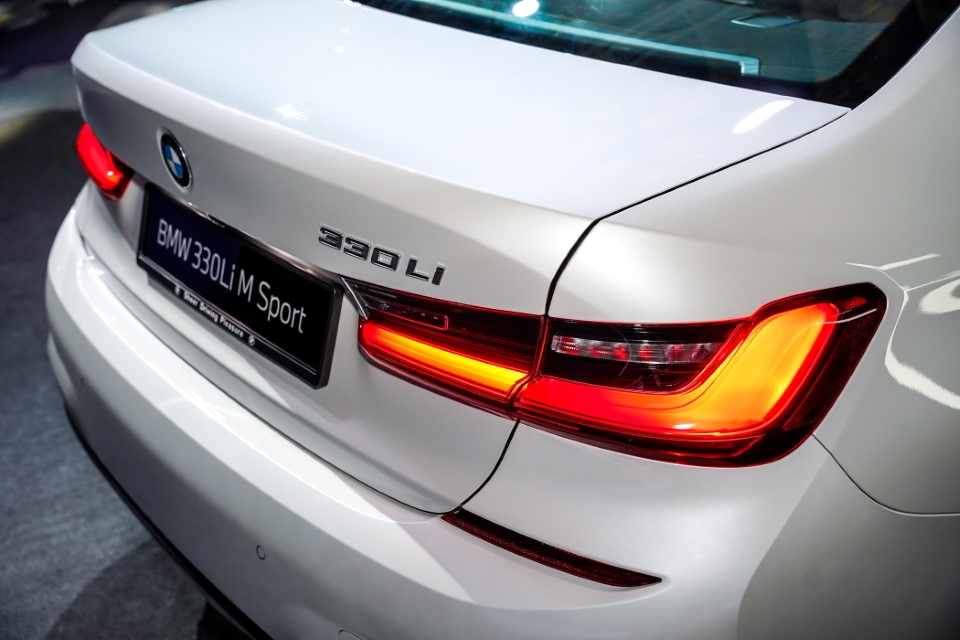 11. BMW Malaysia Reveals the New Dimension of Sporting Prowess – the First-Ever BMW 330Li M Sport