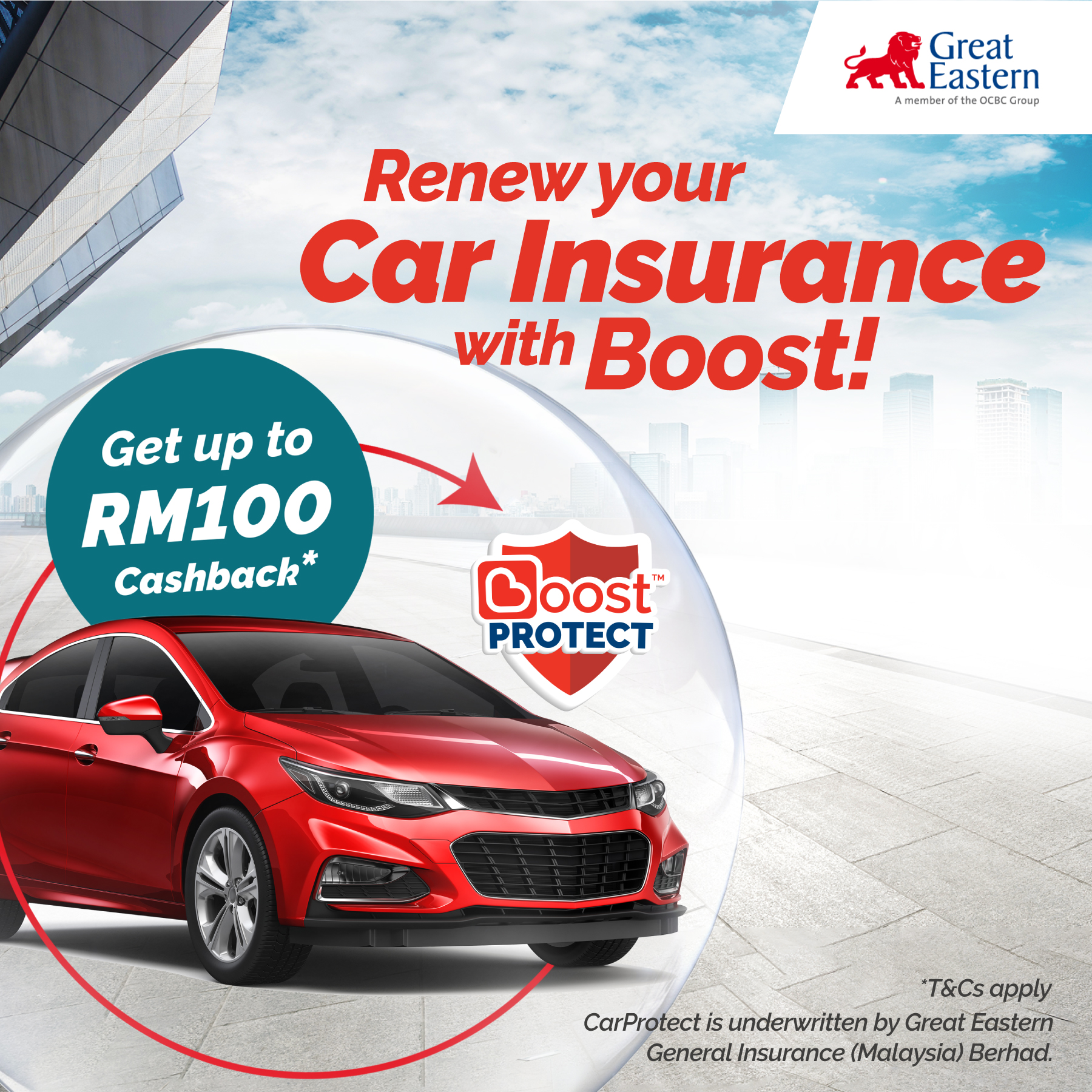 Boost's new car insurance 'CarProtect' offers customizable coverage and a new in-app Emergency Button with 24-7 access to car assistance