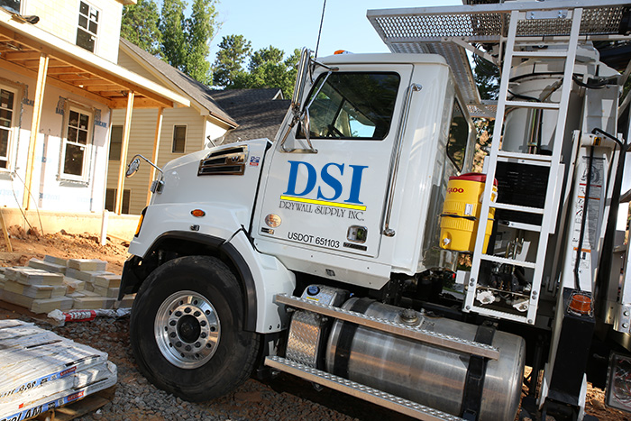 Drywall Supply Inc  - Residential Delivery
