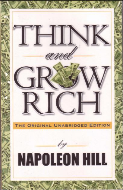 Get a Free Copy of Napoleon Hill's Think and Grow Rich