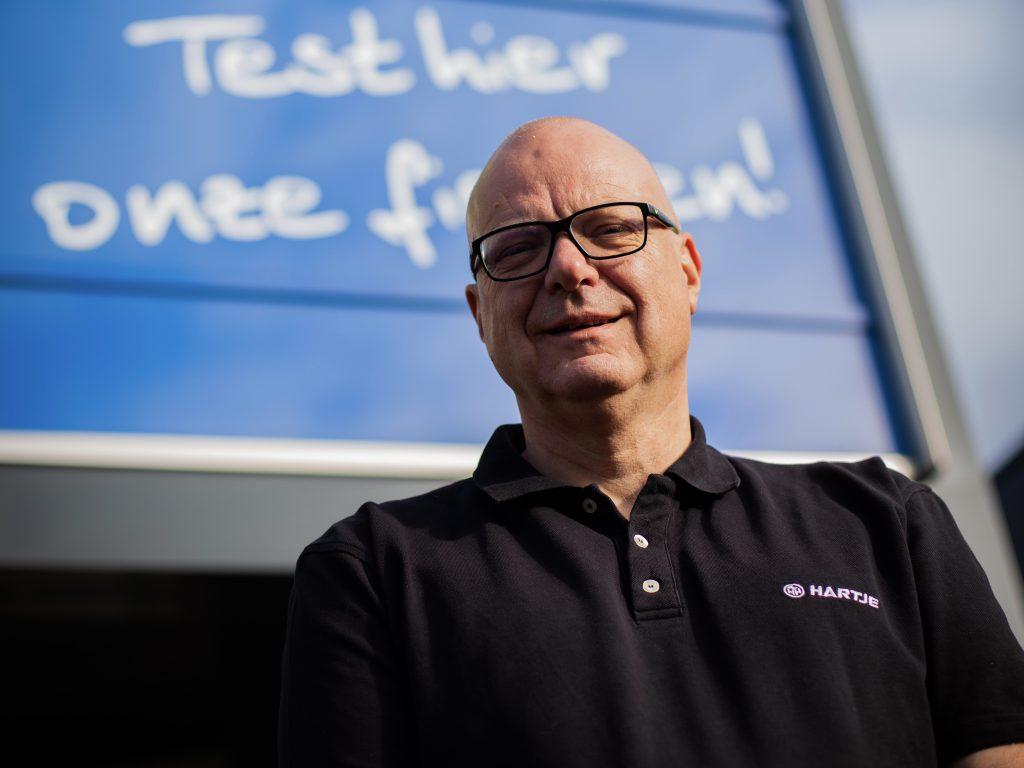DST geeft het Duitse Hartje een digitale voorsprong