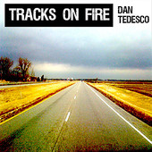 tracks on fire