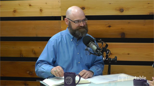 The Table Podcast Episode, Title:Diversity and Reconciliation in the Early Church