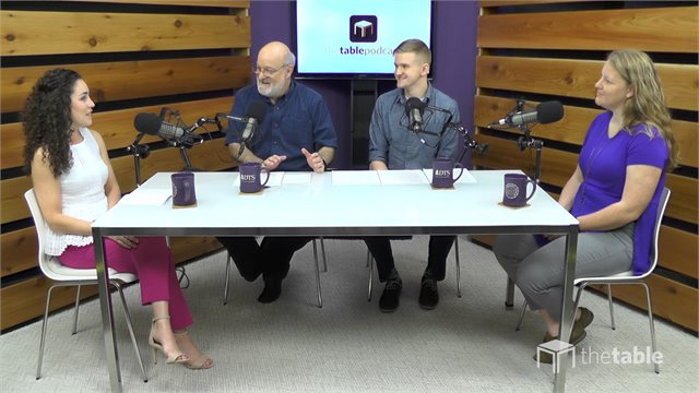 The Table Podcast Episode, Title:Millennials Leaving the Church