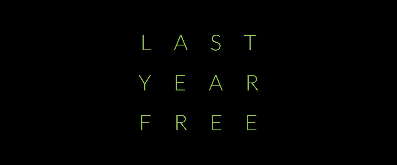 Last Year Free