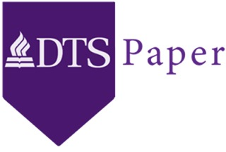 DTS Student Paper Logo