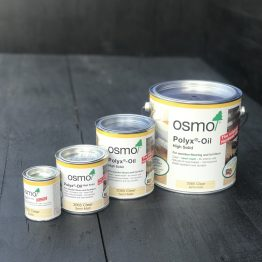 Osmo Interior Finishes