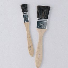 Finishing Brushes for Shellac and Lacquer