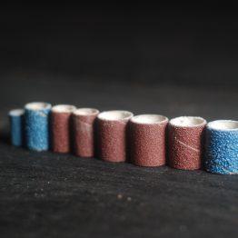 Cylindrical Sanding Sleeves