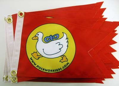 Duckworks Burgee