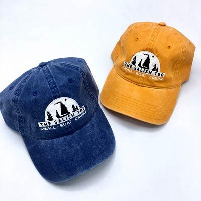 Salish 100 Caps