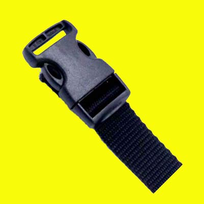 "1"" Nylon Webbing and Buckles"