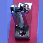 Stainless Angle Mount Deck Hinges