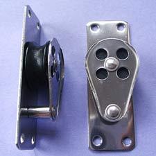 """5/16"""" (8mm) Racelite Cheek Blocks"""