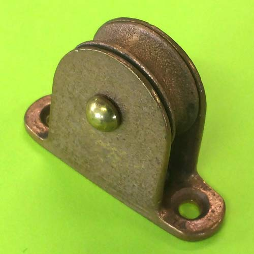 "3/8"" (9mm) Bronze Deck Block"