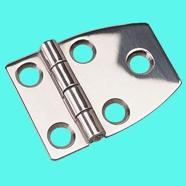 Stainless Short Side Door Hinge