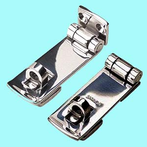 Heavy Duty Stainless Swivel Hasp