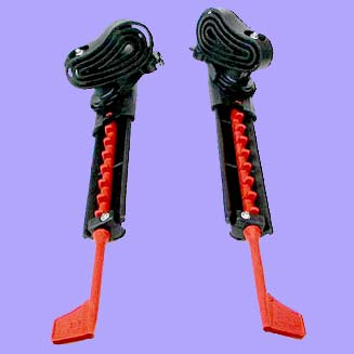 SeaLect Rudder Control Foot Braces