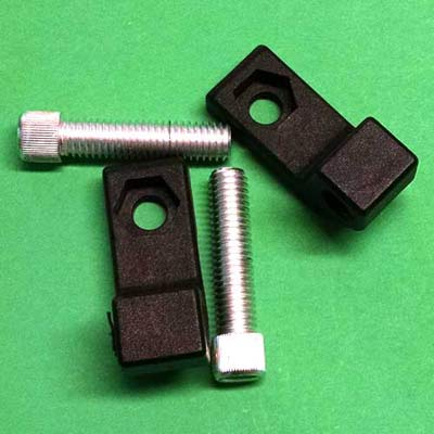 Tension Adjusters for Rudder Control Footbraces (pair)
