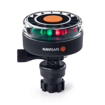 Navilight Tricolor 2NM w/Navimount base
