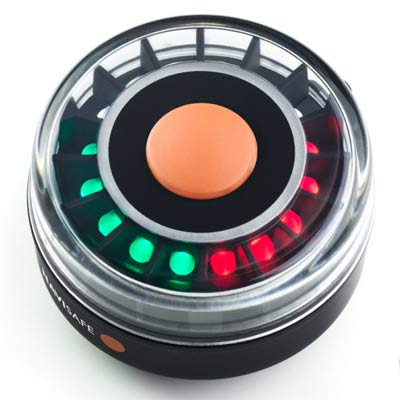 Navilight Tricolor 2NM - magnetic base