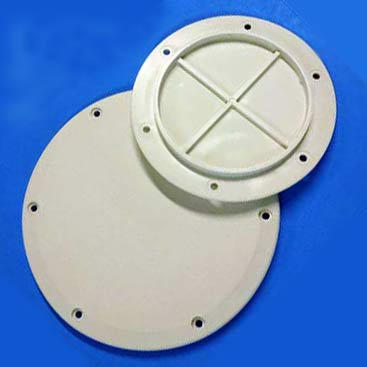 DPI Cover Plates - Polar White