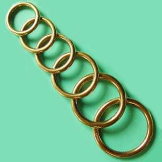 Manganese Bronze Rings