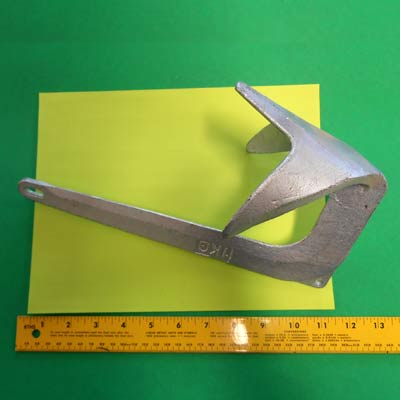 Sea-Hook Claw Anchor