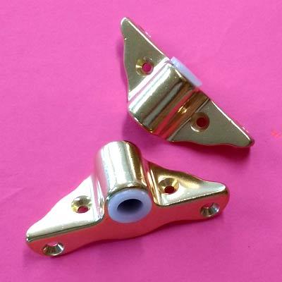 Seadog Premium Brass Angle Mount Oarlock Sockets