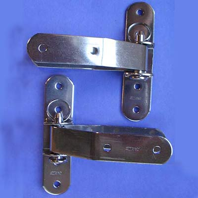 Weekender Rudder Hardware Set (includes pins and rings)