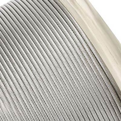 1 x 19 Stainless Steel Wire Rope