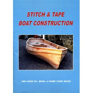 Stitch & Tape Boat Construction