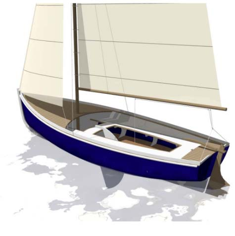 Paloma Sail Plans