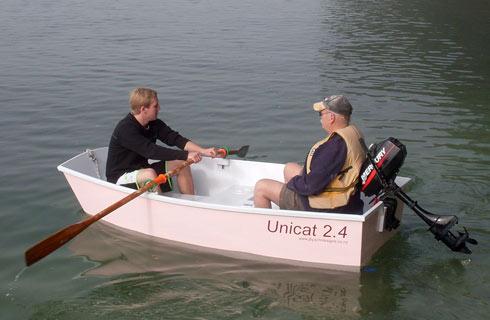 Unicat 2.4 Plans